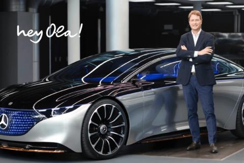 Ola Källenius mener: Er det muligt at kombinere luksus med bæredygtighed?