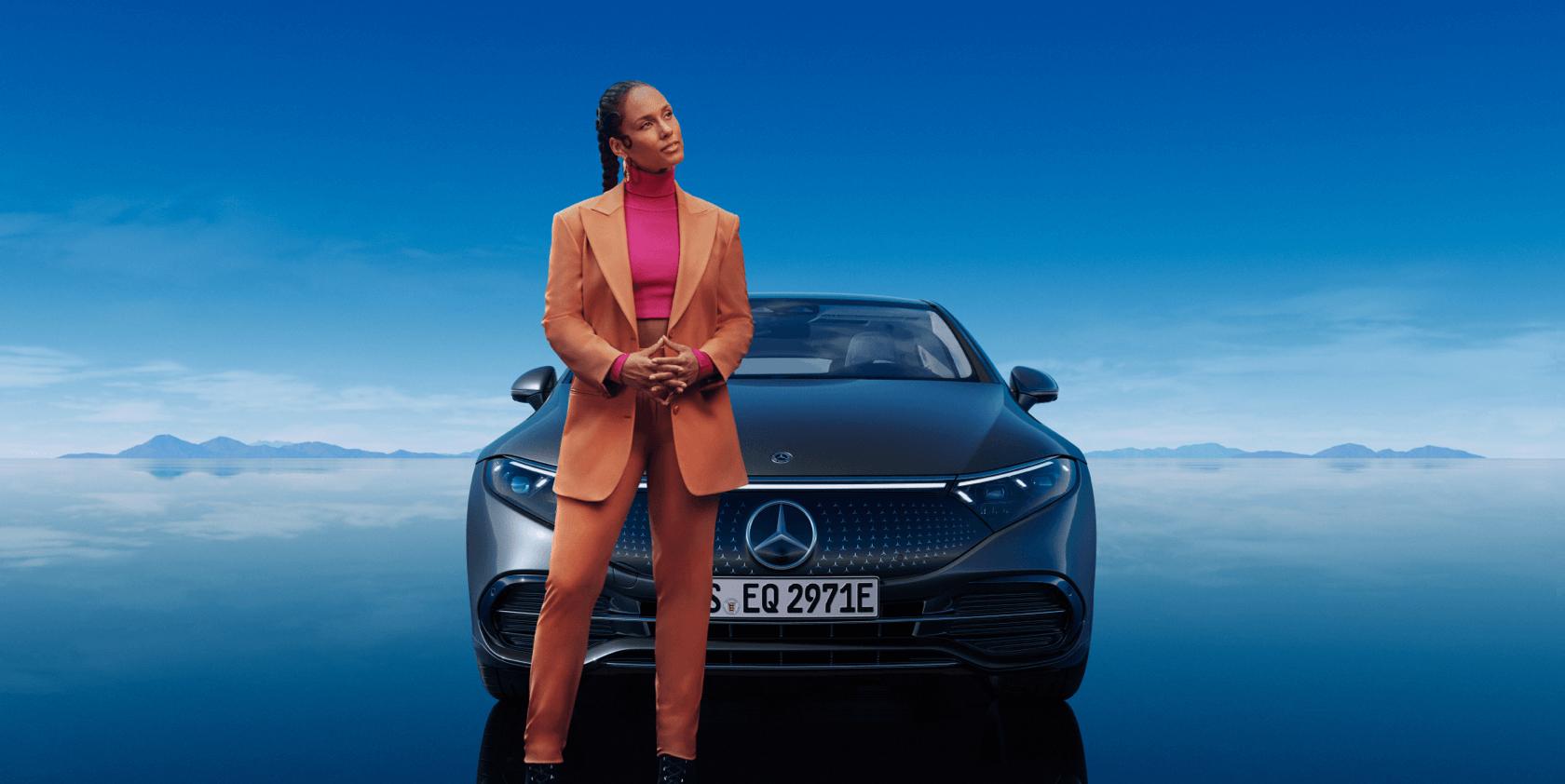 Den ny EQS: en luksuriøs revolution